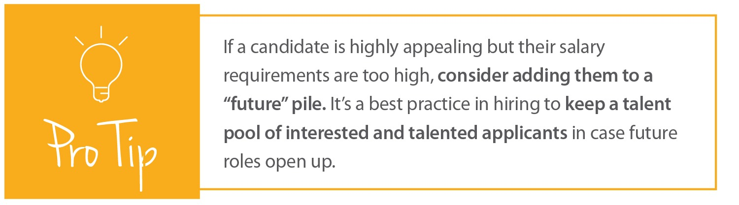 How to Review Resumes | Pro Tip 2