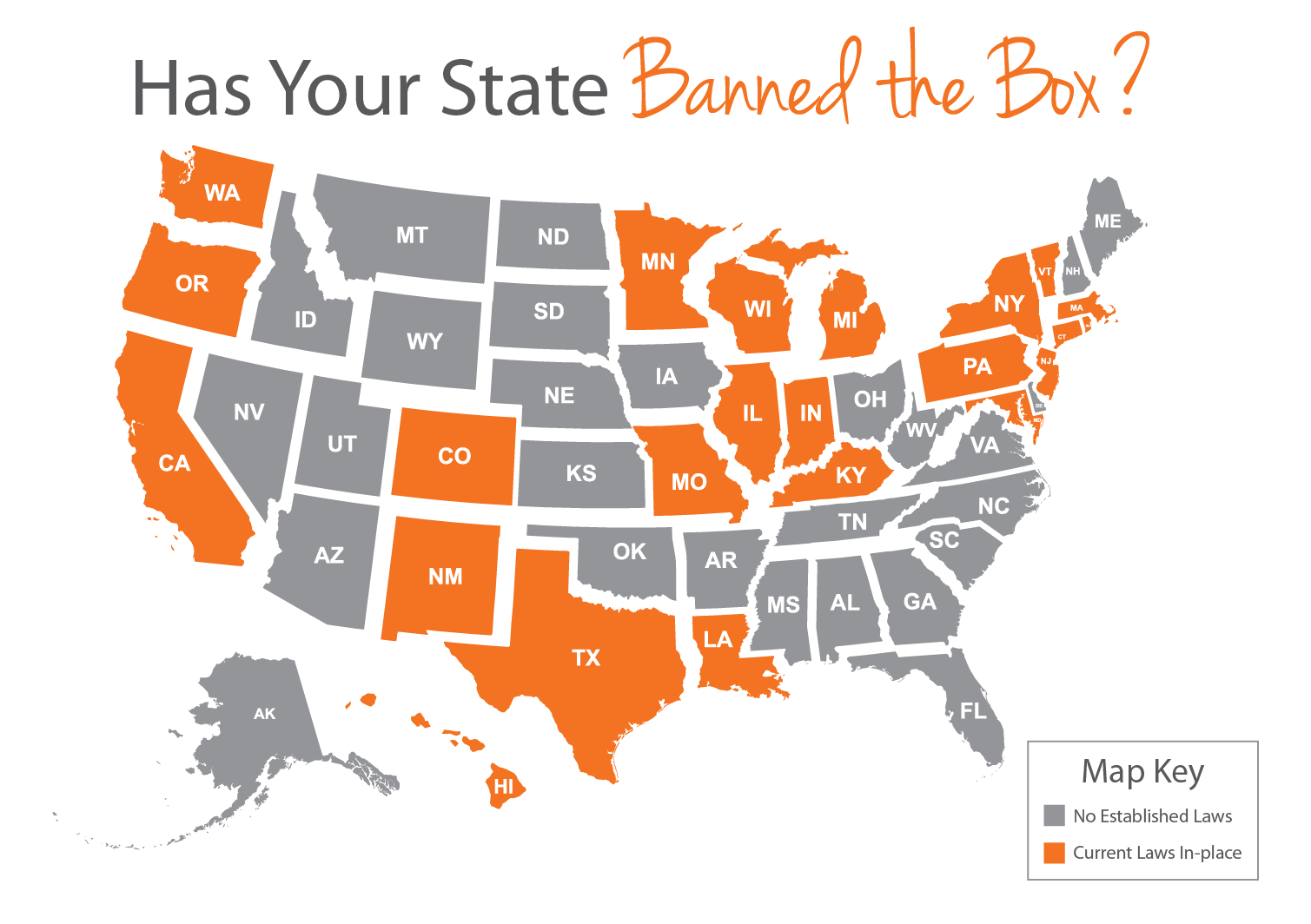 state laws for ban the box