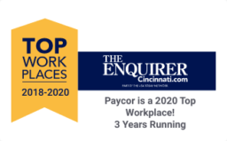 The Enquirer Top Workplaces Logo